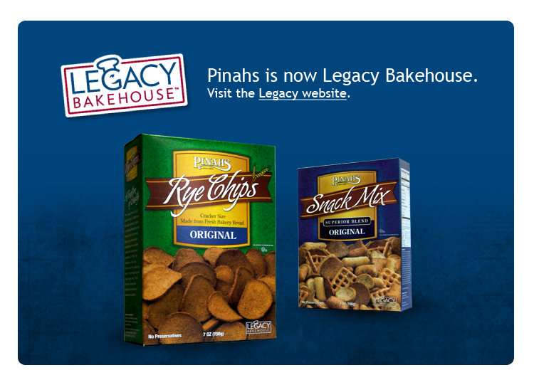 Pinahs is now Legacy Bakehouse